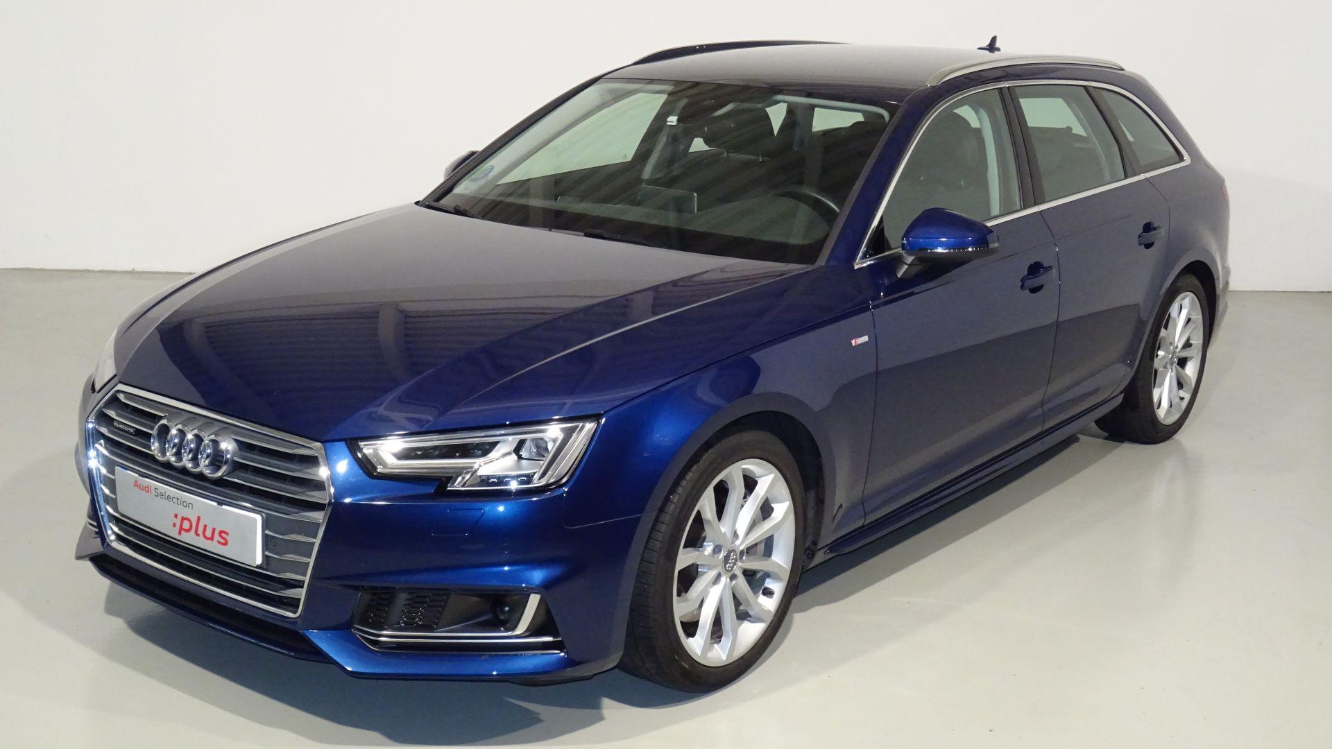 Audi A4 S line ed 2.0 TFSI qua-ultra S tro Avant