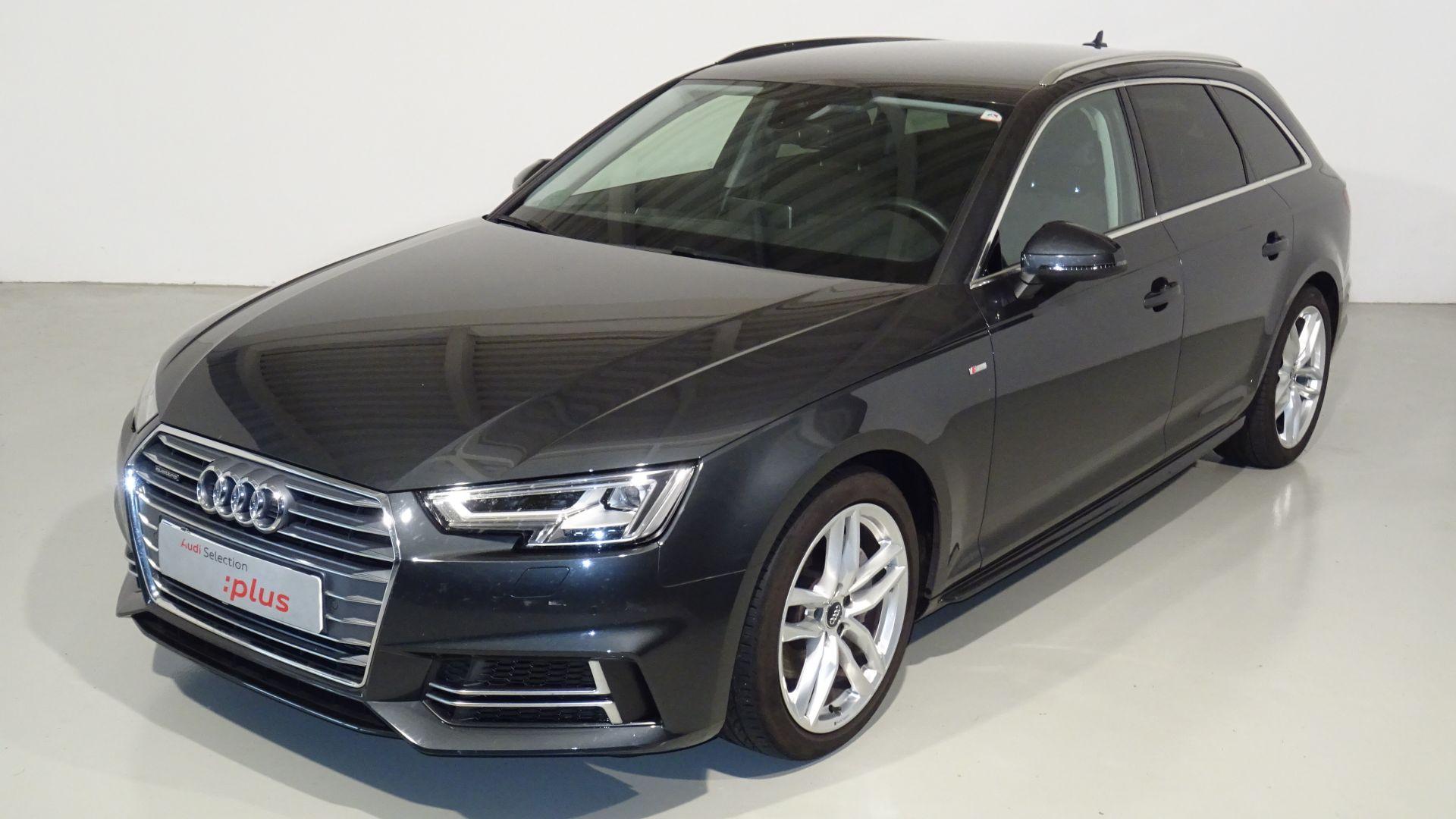 Audi A4 Avant 2.0 TDI quattro S tronic S line ed