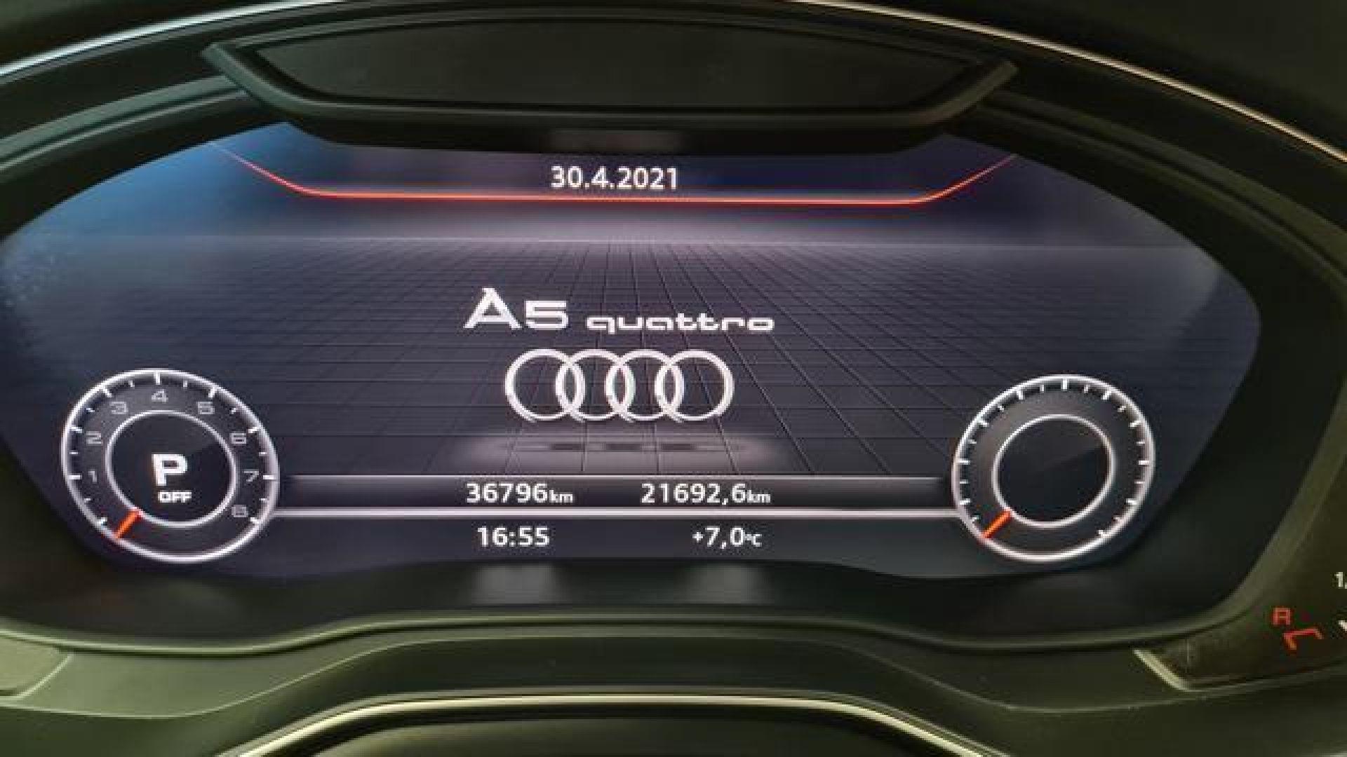 Audi A5 2.0 TFSI quattro ultra S tron Sportback