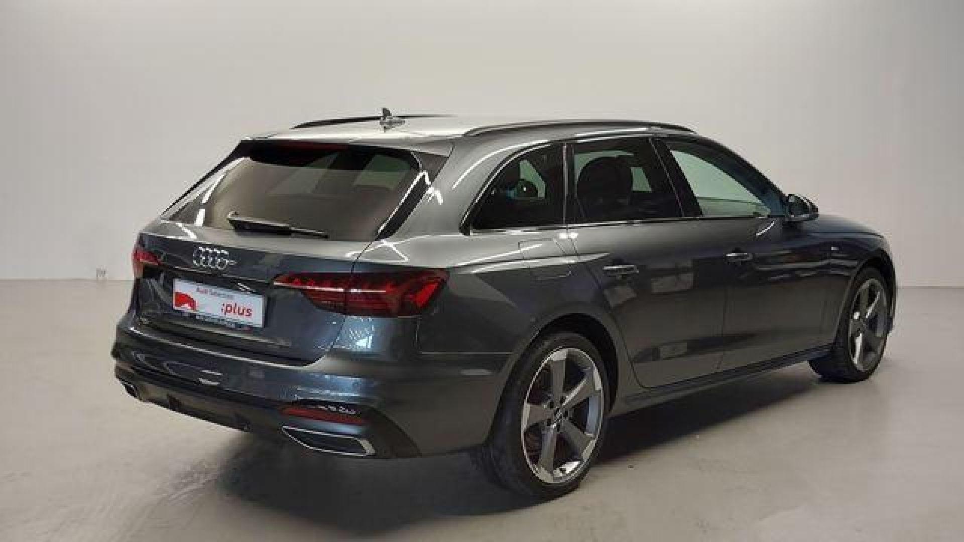 Audi A4 Avant Black line 35 TDI 120kW S tronic