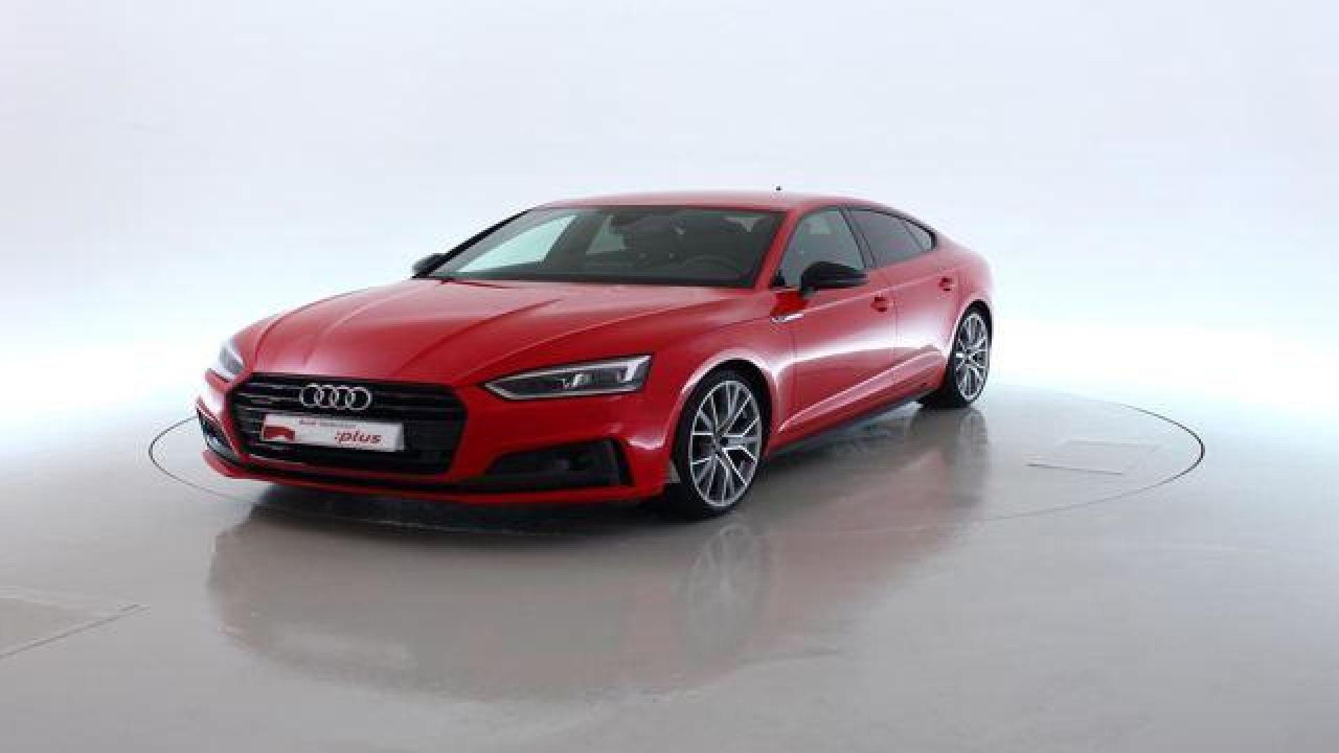 Audi A5 Sportback Black line 40 TDI quattro 140 kW (190 CV) S tronic