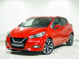 Nissan Micra 0.9 IG-T 66 kW (90 CV) S&TEKNA segunda mão Lisboa