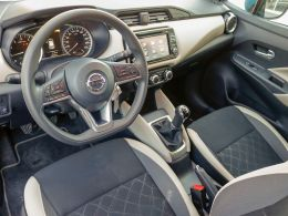 Nissan Micra 1.5dCi 66 kW (90 CV) S&S Acenta segunda mão Lisboa