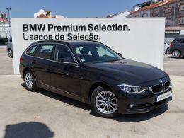 BMW Serie 3 320d Touring Advantage Pele segunda mão Lisboa