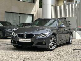 BMW Serie 3 320d Touring Pack M Auto segunda mão Lisboa