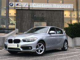 BMW Serie 1 116d Auto Advantage segunda mão Lisboa