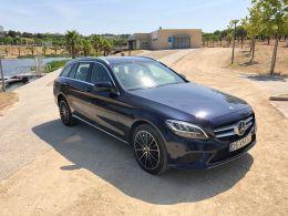 Mercedes Benz Classe C 200 D Station Auto segunda mão Porto
