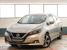 Nissan LEAF LEAF 5p 40kWh N-Connecta segunda mão Lisboa