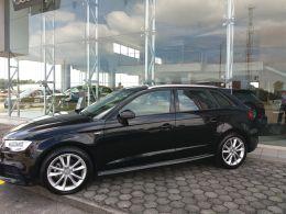 Audi A3 Sportback 1.6 TDI 116cv S/LIN  EXTERIOR segunda mão Aveiro