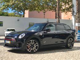 Mini Clubman Mini Clubman John Cooper Works ALL4 Auto Desportiva 306cv segunda mão Lisboa