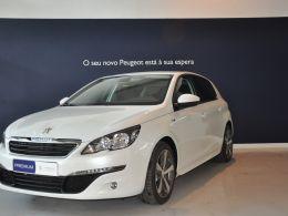 Peugeot 308 Style 1.6 BlueHDi 100cv CVM5 segunda mão Setúbal