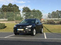 SEAT Arona 1.6 TDI CSTYL5v segunda mão Castelo Branco