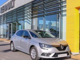 Renault Megane 1.3 TCe 140 FAP Limited segunda mão Setúbal