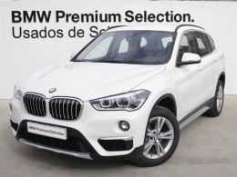 BMW X1 sDrive16d segunda mão Lisboa