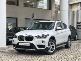 BMW X1 sDrive16d XLine segunda mão Lisboa