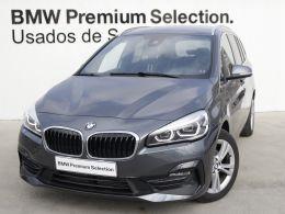 BMW Serie 2 Gran Tourer 216d Gran Tourer 7 Lug  segunda mão Lisboa