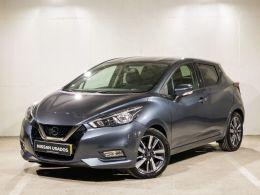 Nissan Micra IG-T 74 kW (100 CV) E6D Acenta segunda mão Lisboa