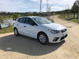 SEAT Ibiza 1.0 REFERENC5v segunda mão Castelo Branco