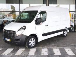 Opel Movano  L2H2 3.3T Tração Dianteira 2.3D 150cv segunda mão Porto