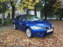 SEAT Leon 1.6 TDI STYLCx Man 5v S&S segunda mão Castelo Branco
