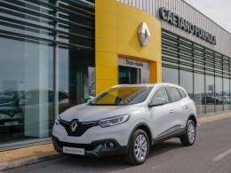 Renault Kadjar 1.5 dCi Energy 110 Exclusive segunda mão Setúbal