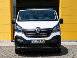 Renault Trafic Combi ZEN L1H1 1,0T 2.0 Energy DCI 120CV segunda mão Setúbal