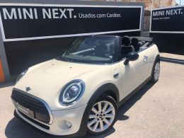 Mini Mini Cooper D Cabrio segunda mão Lisboa