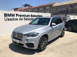 BMW X5 xDrive40d Pack M segunda mão Porto