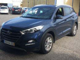 Hyundai Tucson 1.7 CRDi Executive MY17 segunda mão Setúbal