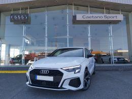 Audi A3 Sportback 30 TDI S line segunda mão Aveiro
