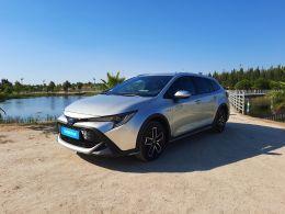 Toyota Corolla 1.8 Hybrid TREK segunda mão Castelo Branco