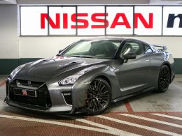 Nissan GT-R 2p 3.8G V6 570 CV Black Edition segunda mão Lisboa