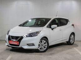 Nissan Micra IG-T 100CV E6D Acenta P.NAV+P.CONFORT+P.SEG.PLUS segunda mão Lisboa