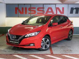 Nissan LEAF LEAF 5p 40kWh Tekna ProPilot Park segunda mão Lisboa