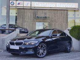 BMW Serie 3 318d Line Sport Auto segunda mão Lisboa