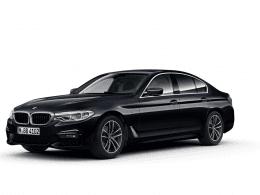 BMW Serie 5 520d Auto Pack M segunda mão Lisboa