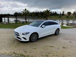 Mercedes Benz Classe CLA 180d DCT Shooting Brake segunda mão Castelo Branco