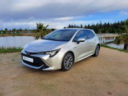 Toyota Corolla 1.8 Hybrid Comfort+Pack Sport segunda mão Castelo Branco