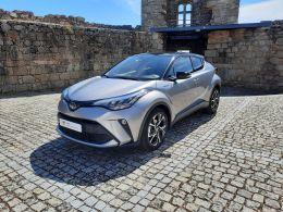 Toyota C-HR 1.8 Hybrid Square Collection segunda mão Castelo Branco