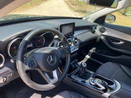 Mercedes Benz Classe C 180 D segunda mão Castelo Branco