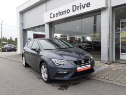 SEAT Leon 1.6 TDI FR Cx Man 5v S&S segunda mão Aveiro