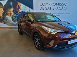 Toyota C-HR 1.8 HSD Exclusive + Pack Luxury segunda mão Portalegre