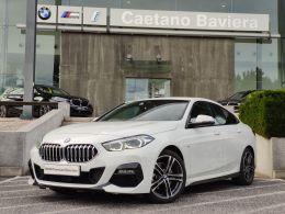 BMW Série 2 216d Auto Grancoupe Pack M Corporate Edition segunda mão Lisboa