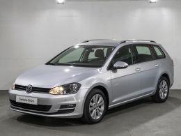 Volkswagen Golf 1.6 TDI 110CV GPS EDITION VARIANT segunda mão Lisboa