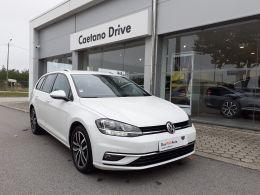 Volkswagen Golf 1.6 TDI 115cv Confortline Variant   GPS segunda mão Aveiro
