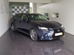Lexus GS 300h Executive+ segunda mão Lisboa