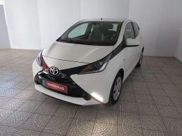 Toyota Aygo 1.0 VVT-i x-play x-touch segunda mão Coimbra