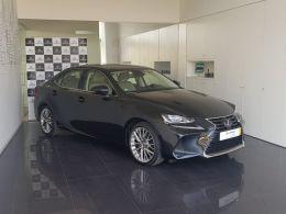 Lexus IS 300h Luxury segunda mão Lisboa