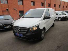 Mercedes Benz Vito 111 CDI Larga segunda mano Madrid