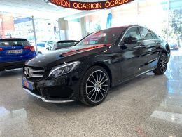 Mercedes Benz Clase C 220 d segunda mano Madrid